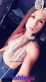 Melany, travesti versatil y extrovertida