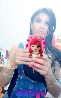 Linda nena transexual de 26 años