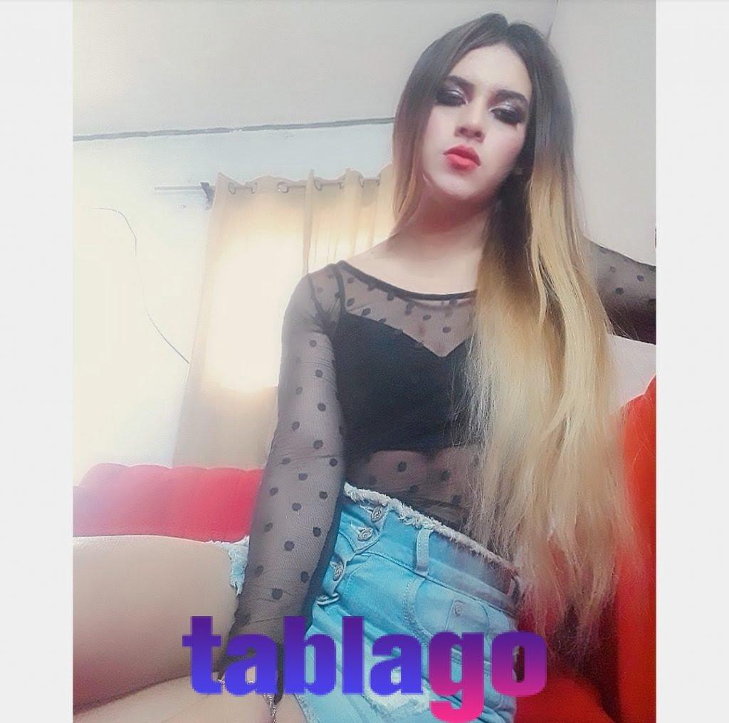 Malia trans guapa
